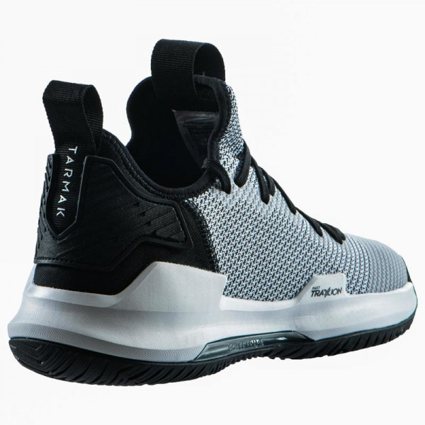 Low-Rise Basketball Shoes Fast 500 - Black