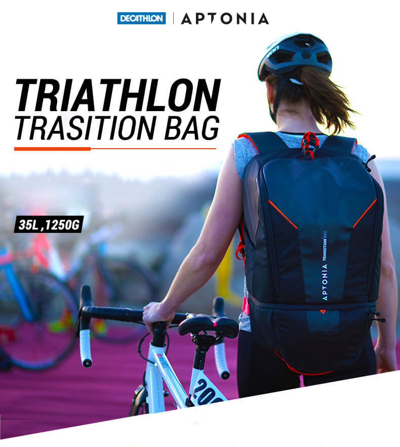 eb99db5ff9 Decathlon - TRIATHLON TRANSITION BAG